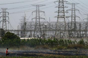 Transmisi listrik Jawa - Bali