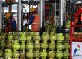 Gas LPG 3 Kg harga jual tidak dikoreksi Pertamina, Namun Laba Perusahaan Gas Negara Terjun Bebas