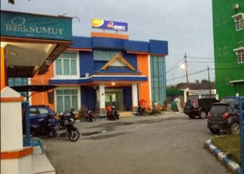 Kantor Cabang PT. Bank Sumut Stabat. Provinsi Sumatera Utara