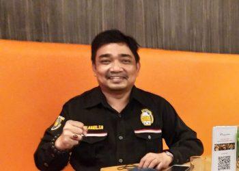 Ketua Panitia Musda Granat Rion Arios, SH.