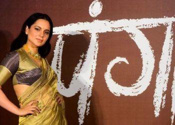Kangana Ranaut juga menyatakan 99 persen seleb Bollywood pernah terlibat dalam narkotika. (AFP/SUJIT JAISWAL)