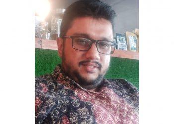 Dalwinder Singh Sekjen LSM KCBI (Kemilau Cahaya Bangsa Indonesia) Cabang Pematangsiantar