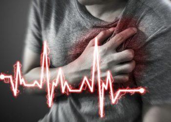 Ilustrasi, saat serangan jantung muncul (Sumber foto: Kompas.com)
